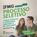 Processo Seletivo FMG-2018/1