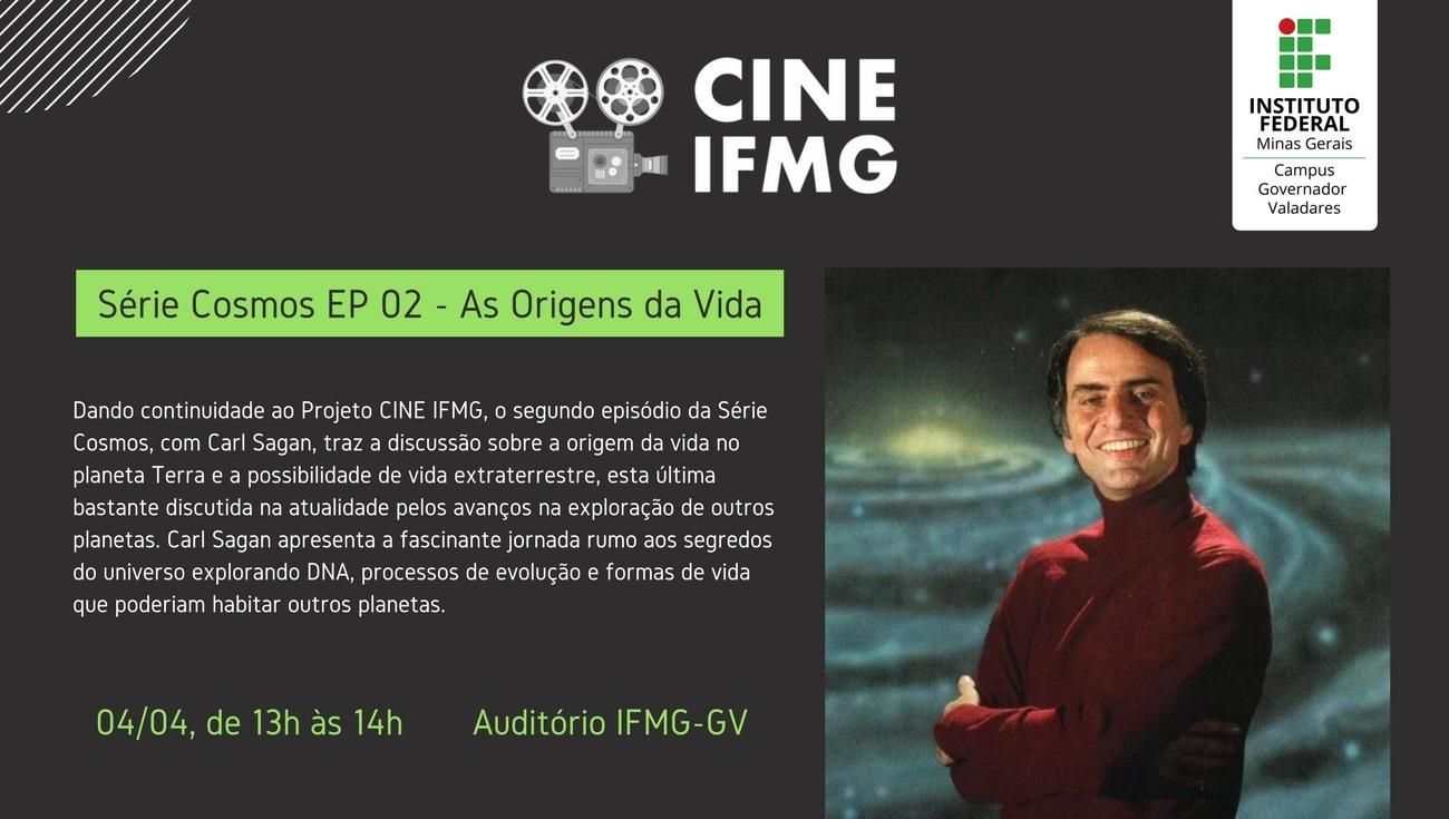 CINE IFMG - 04 04 18