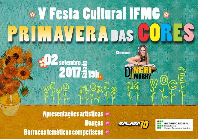 V Festa Cultural IFMG