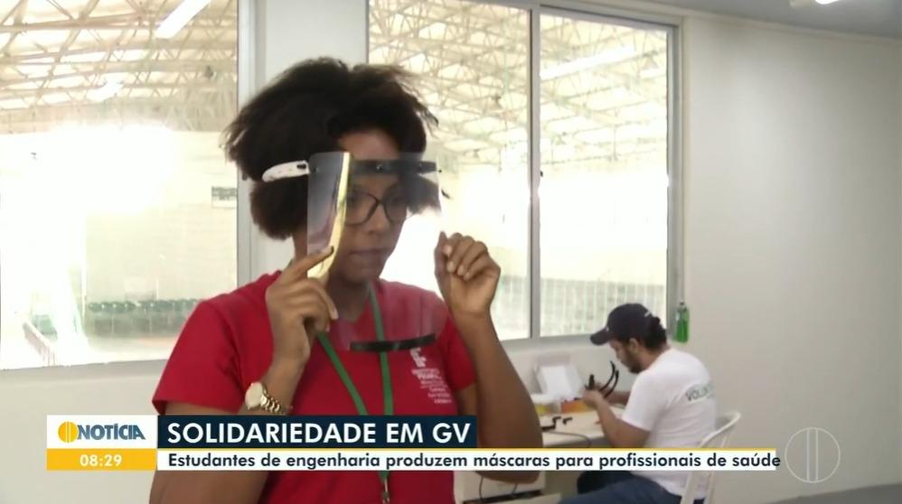 Máscaras InterTV dos Vales