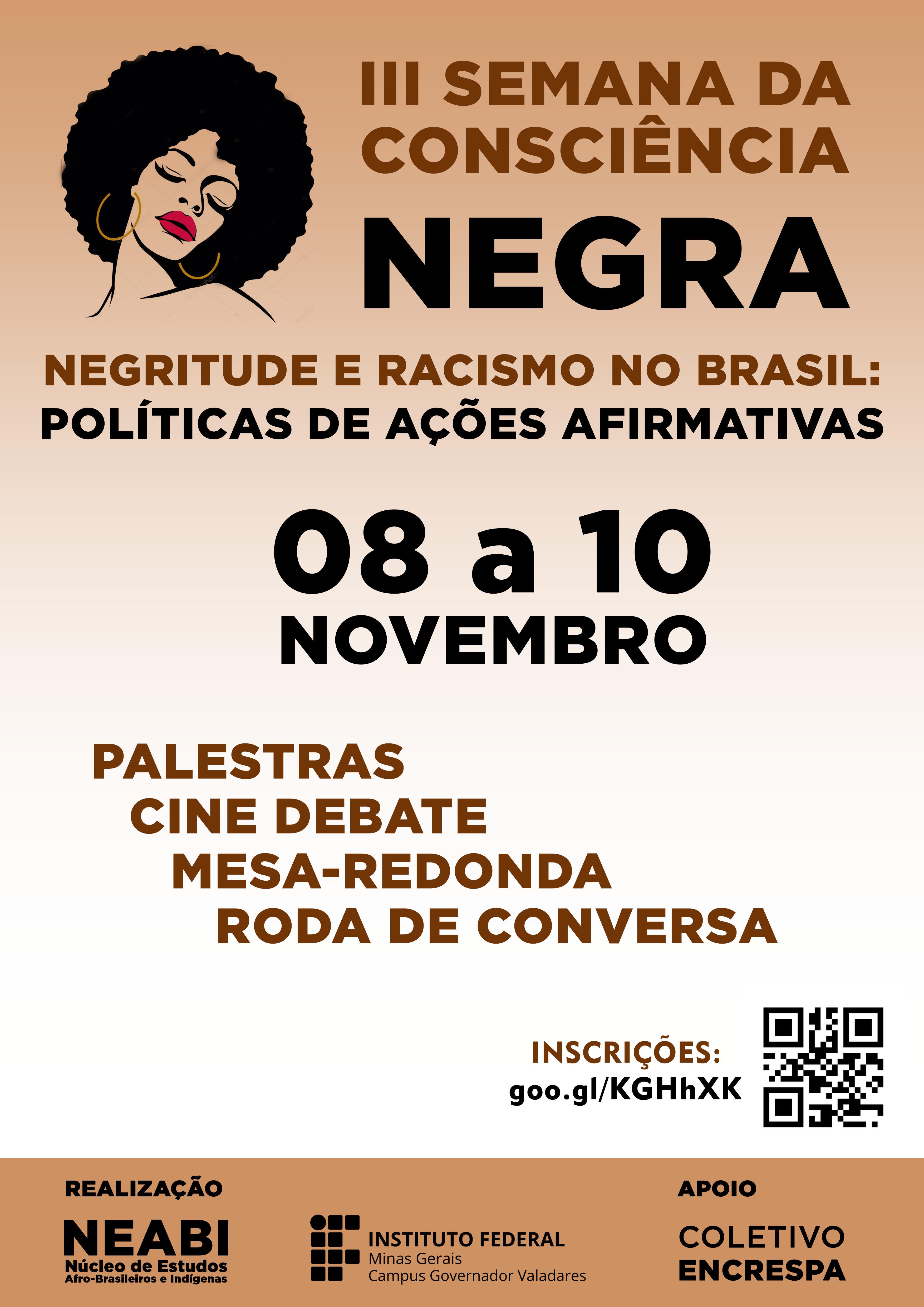 III Semana da Consciência Negra