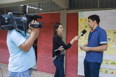 TV Leste - projeto Educação Política