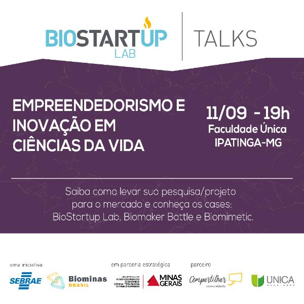 Empreendedorismo e Inovação em Ciências da Vida