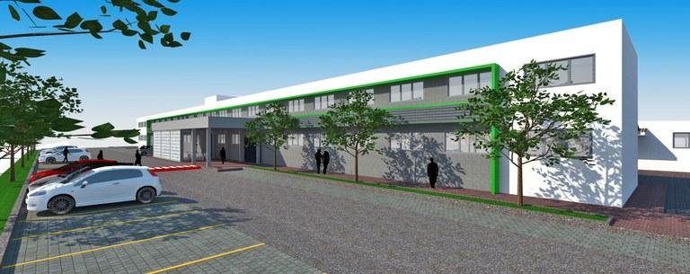 Projeto de reforma - IFMG Campus Avançado Ipatinga