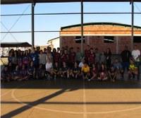 Campus Ipatinga incentiva a prática esportiva e a solidariedade