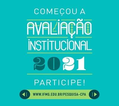 Participe da autoavaliação institucional do IFMG