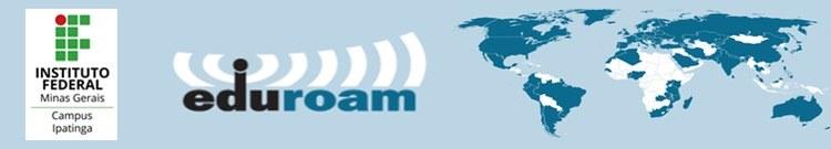 Rede sem fio Eduroam IFMG Ipatinga