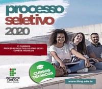 Resultado Preliminar – 5° Chamada Processo IFMG 2020/1 e SISU Heteroidentificação para matrículas dos cursos técnicos integrados ao Ensino Médio