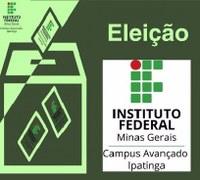 Eleições Colegiado Curso Técnico em Electrotécnica Integrado ao Ensino Médio Campus Ipatinga