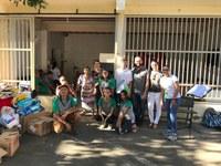 IFMG Campus Ipatinga realizou a I Gincana solidária