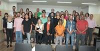 Professores do Campus Ipatinga tomam posse no Fórum Municipal de Educação