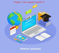 "Project ""Let's speak English""?!"