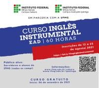Sabará e Ipatinga oferecem em parceria curso de inglês instrumental a distância