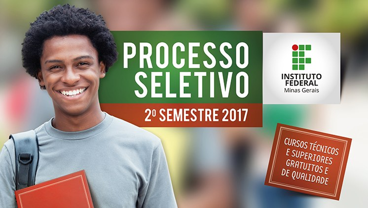 Processo Seletivo 2017-2