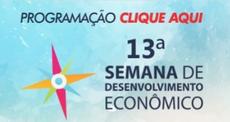 13ª Semana de Desenvolvimento Econômico