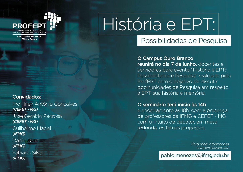 história e ept
