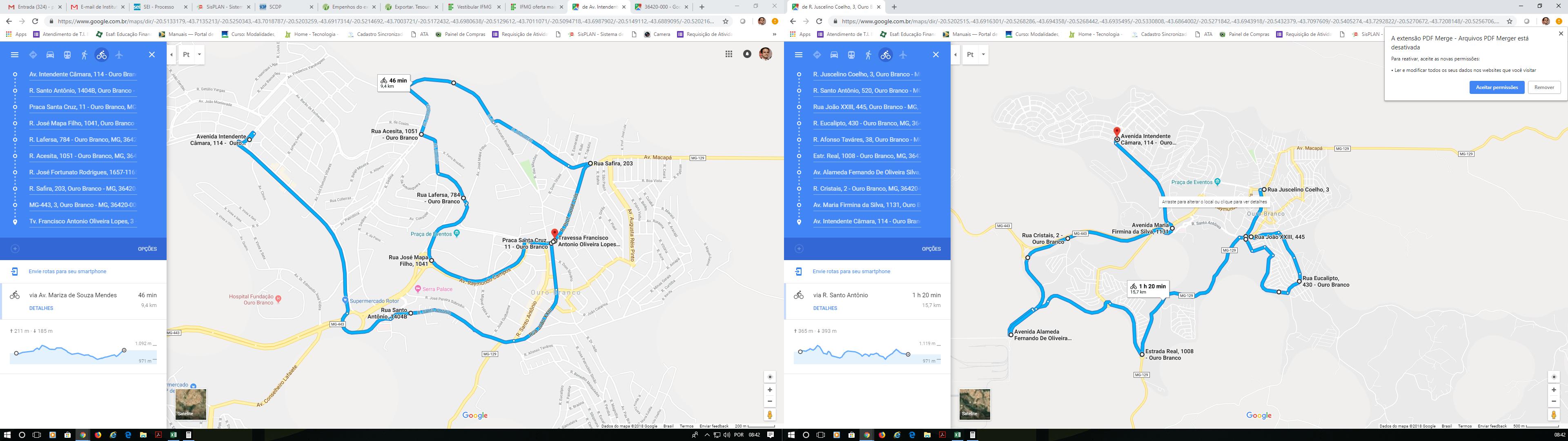 Percurso completo (30km)