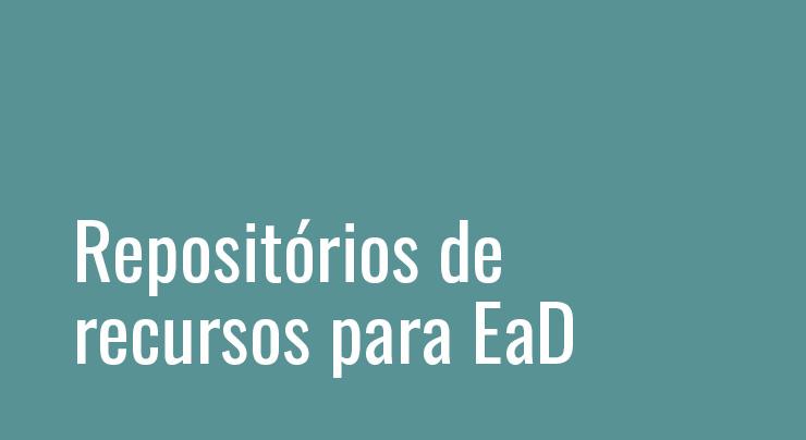 Repositório de recursos de EaD