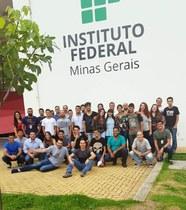 Participantes do bootcamp em Betim
