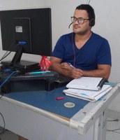 Aluno do Campus Valadares, Alessandro vive nova rotina durante ensino remoto