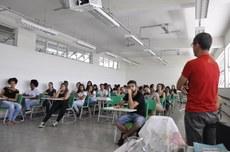 Produções acadêmicas foram apresentadas a alunos e servidores da unidade