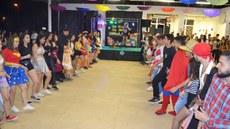 Festa Cultural contou com atrações artísticas e arrecadação de alimentos