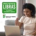 Cursos on-line de Libras