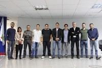 Evento contou com a participação de atual presidente da empresa júnior do Campus. Alunos da unidade acompanharam as discussões e nomeações de novos membros.