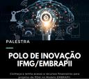 polo de inovação IFMG - EMPRAPII