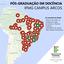 Curso conta com estudantes dos 26 estados brasileiros e do Distrito Federal