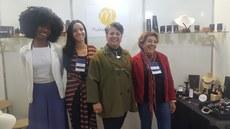 Coleções produzidas pelas participantes ficaram em exposição