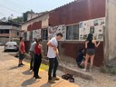 Projeto utiliza solos da região dando novas cores às casas