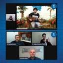 Cerimônia de encerramento foi transmitida ao vivo no IFMG Play