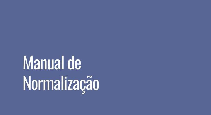 manual normaliza