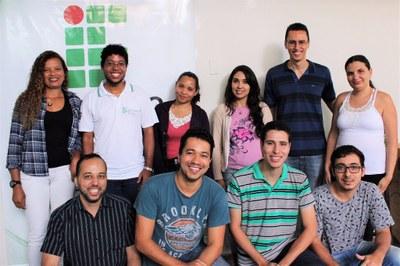 Visita Técnica Projeto de Extensão Campus Sabará em Ouro Branco. 07/04/2017