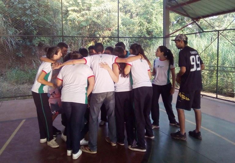 Práticas corporais e esportivas IFMG Sabará