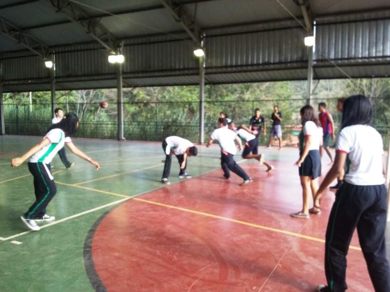 Praticas Esportivas IFMG Sabará