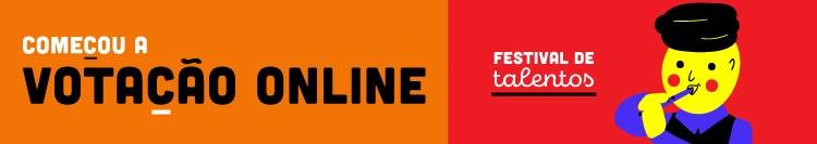 Votação online - Festival de Talentos