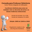 ConsultaProfessorRefêrencia